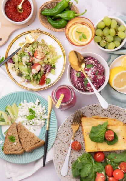 Posiłki z cateringu dietetycznego Codziennie FIT